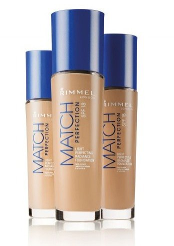 Match Perfection marki Rimmel, ok. 36PLN-