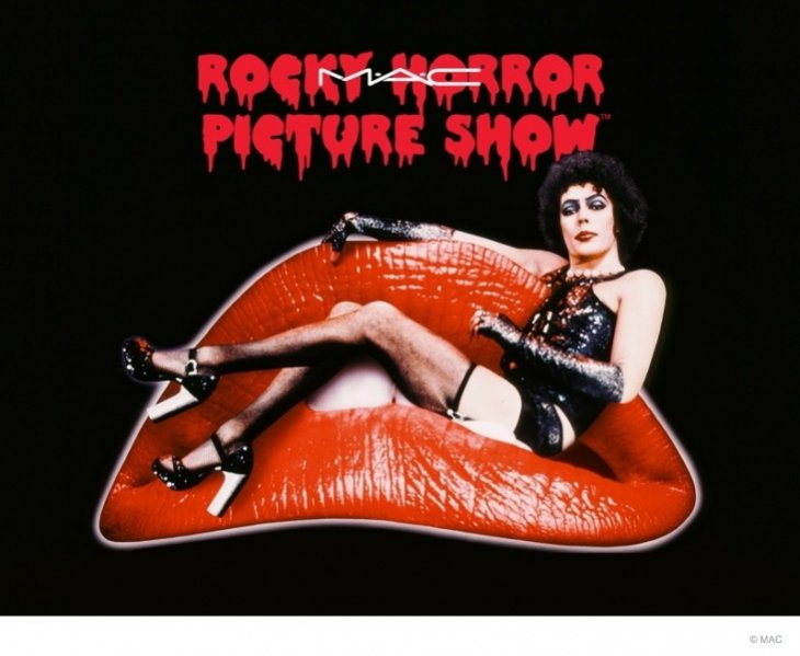 1. MAC Cosmetics X The Rocky Horror Picture Show - nowa kolekcja