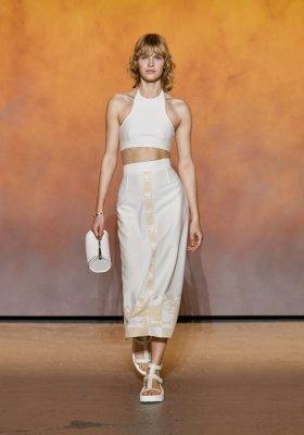 Hermès – pokaz wiosna lato 2022