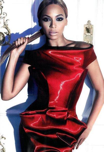Beyonce Knowles w sesji Queen B dla Harper's Bazaar UK