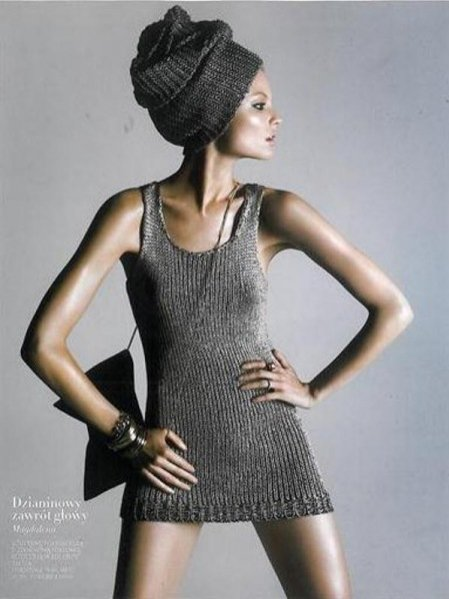 Magdalena Frąckowiak dla H&M Magazine