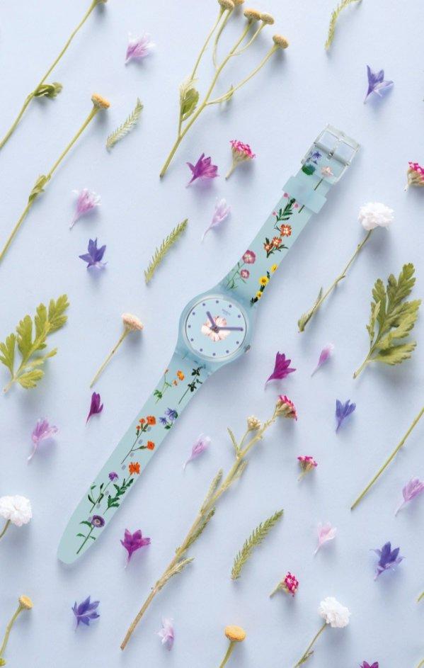 Kolekcja zegarków Swatch: Jesień 2017 (1)