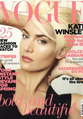 ODMIENIONA KATE WINSLET W VOGUE UK
