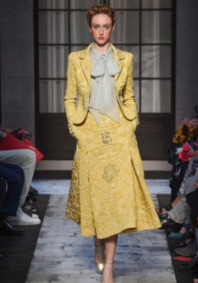 DEBIUT SCHIAPARELLI Z KOLEKCJĄ PRET A COUTURE NA PARIS FASHION WEEK 2015