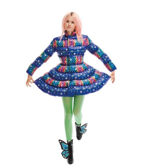 kolekcja Jeremy Scott dla Adidas na jesień zimę 2012/2013