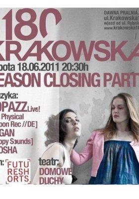 SEASON CLOSING PARTY W KLUBIE KRAKOWSKA 180