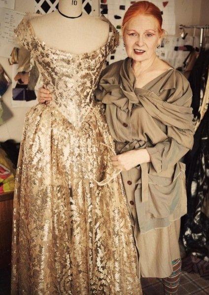 1. Vivienne Westwood