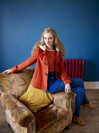 kolekcja Miss Selfridge jesień zima 2011