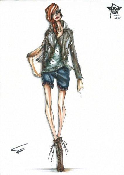 projekty Rihanny dla domu mody Armani