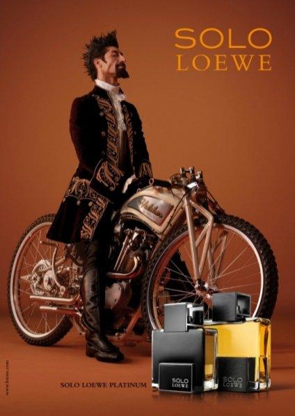 Loewe Solo Platinum - nowy zapach dla mężczyzn