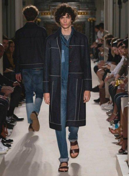 1. Przegląd pokazów mody męskiej na sezon wiosna lato 2016 - Paryż