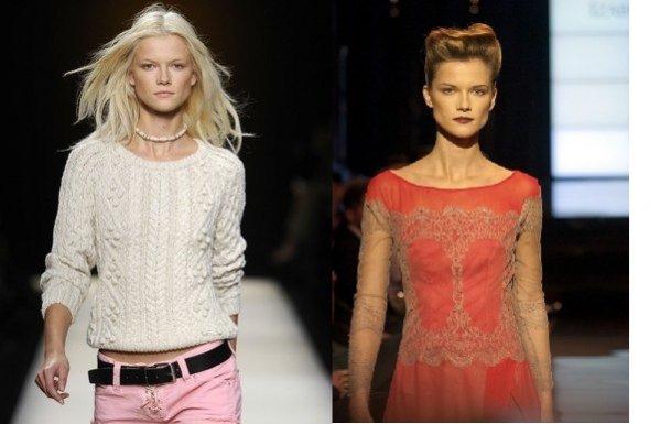 Top modelka Kasia Struss