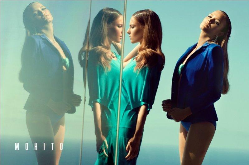 Aqua Elegance - kolekcja Mohito na wiosnę lato 2012