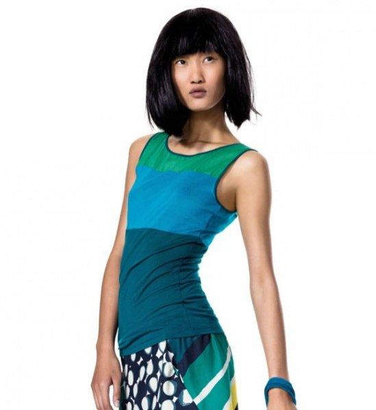 Lookbook Benetton na wiosnę lato 2012
