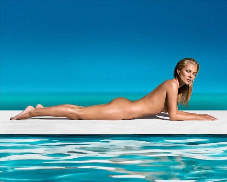 Kate Moss dla St.Tropez