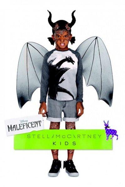 1. Kolekcja Stelli McCartney i Angeliny Jolie dla dzieci inspirowana filmem Maleficent