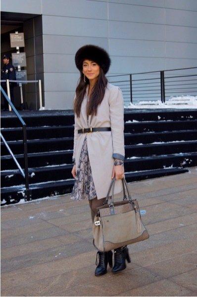 moda uliczna New York Fashion Week
