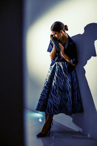 1. mod. Angelika Paszek (D'Vision); styl. Robert Łosyk