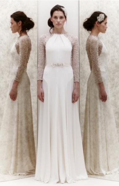Suknia ślubna Astrantia Jenny Packham