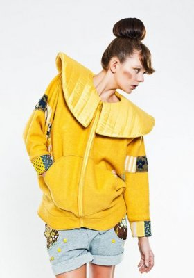 "SOPHIE KULA – LOOKBOOK KOLEKCJI ""PATCHWORK SOUP"""
