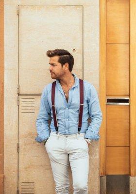 Tajniki męskiej szafy: czy faceci chodzą w stringach?