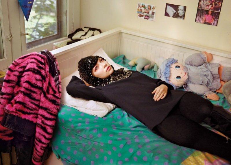 1. Tavi Gevinson w sesji dla New York Magazine