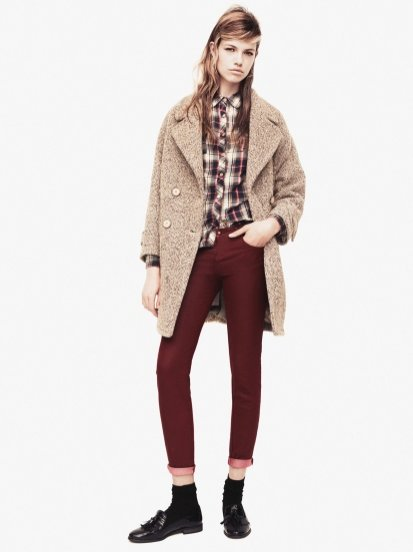 Kolekcja Zara TRF na sezon jesień zima 2011