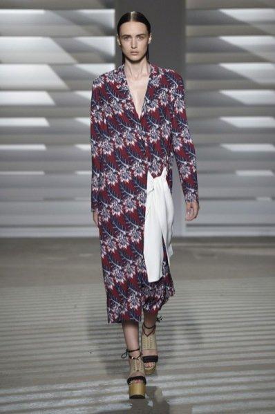1. Kolekcja Thakoon wiosna-lato 2015, New York Fashion Week