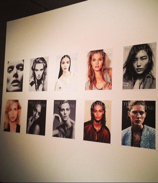 10 okładek The Last Magazine z top modelkami