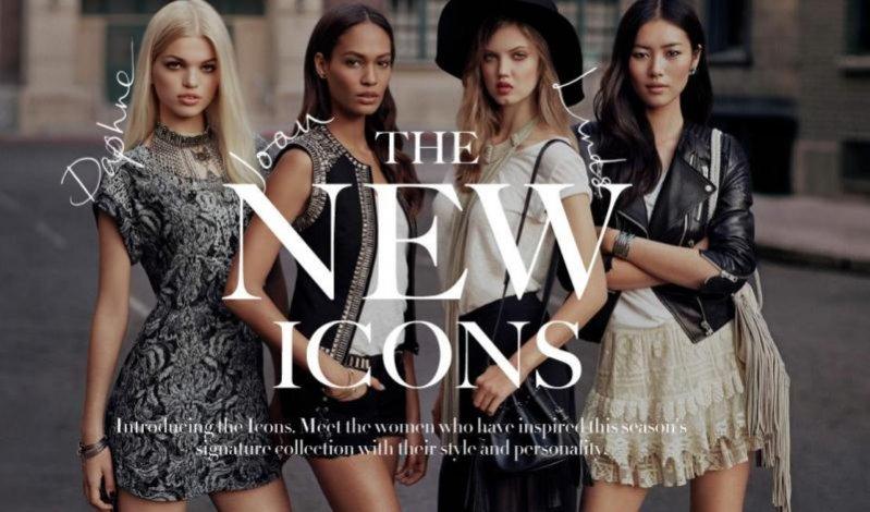 nowa kolekcja H&M The New Icons