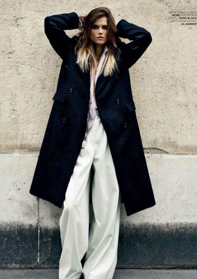 Kasia Struss w Vogue Russia
