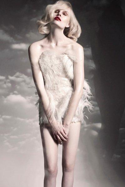 Magda Roman dla Label Magazine
