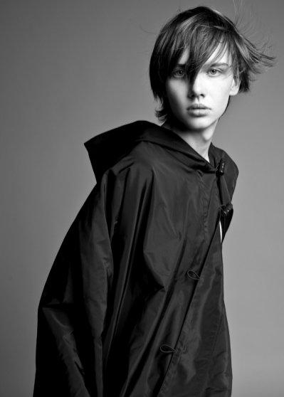 Mateusz (GAGA Models) w obiektywie Krzysztofa Wyżyńskiego