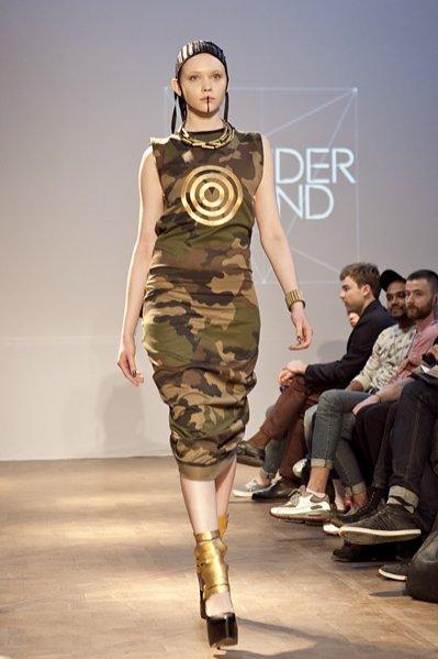 Thunder Blond jesień zima 2013 - Fashion Week kwiecień 2013