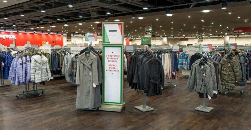 1. Otwarcie nowego sklepu TK Maxx w CH Wola Park
