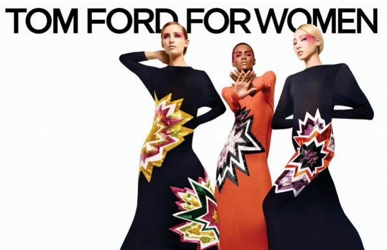 Tom Ford kampania jesień zima 2013/2014