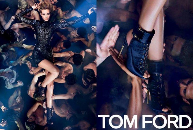 1. Kampania Tom Ford na sezon wiosna/lato 2014