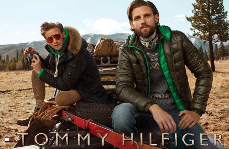 1. Tommy Hilfiger kampania jesień zima 2014/2015
