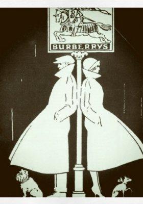 HISTORIA MARKI BURBERRY - CZĘŚĆ 1