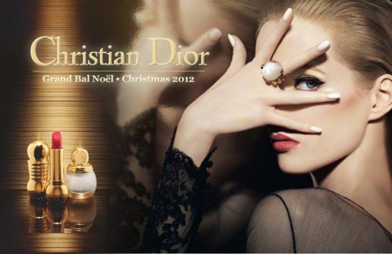 kampania Dior Grand Bal