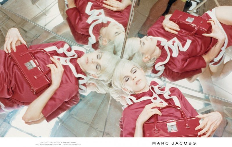 kampania Marc Jacobs wiosna lato 2013