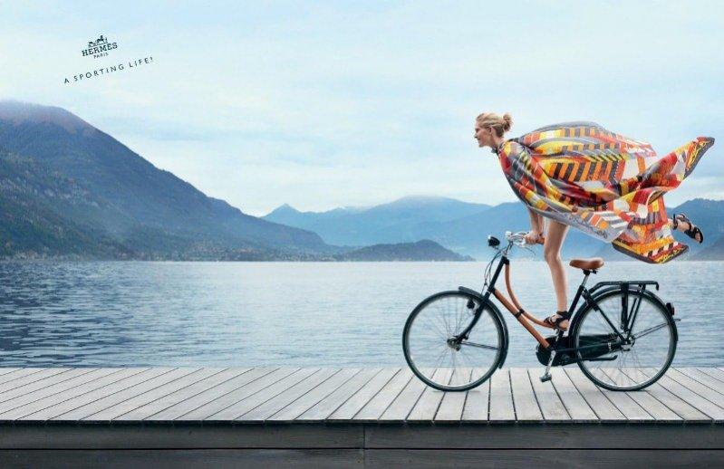 kampania Hermès sezon wiosna lato 2013