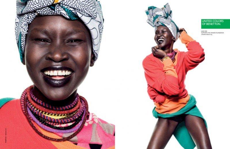 kampania United Colors of Benetton wiosna lato 2013