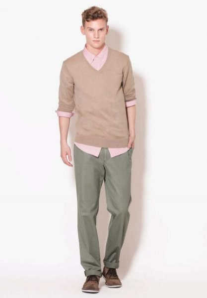 Lookbook Uniqlo wiosna lato 2012