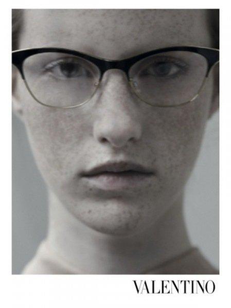 kampania Valentino Eyewear wiosna lato 2013