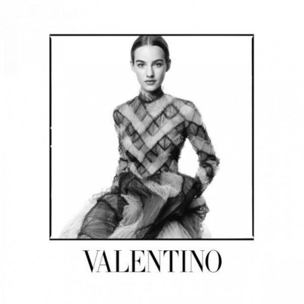 1. Valentino- kampania jesień zima 2014/2015
