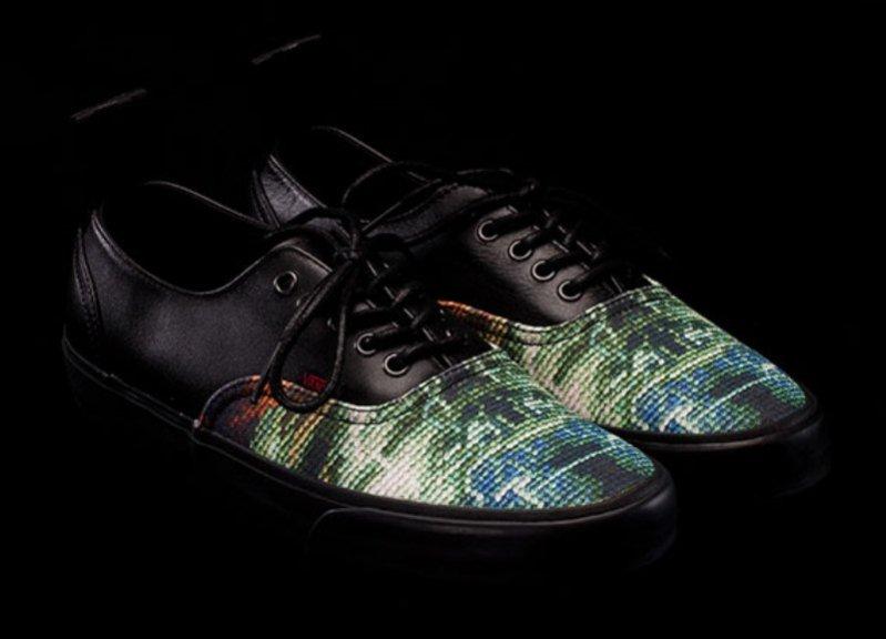 kolekcja Vans x Kim Kiroic wiosna lato 2013