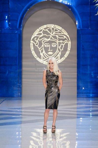 Donatella Versace zaprojektuje dla H&M