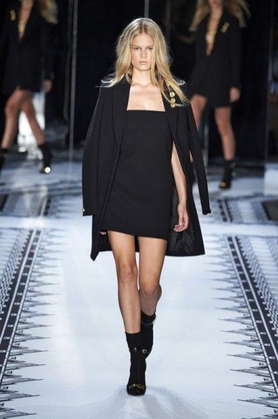 1. Kolekcja Versus wiosna-lato 2015, New York Fashion Week