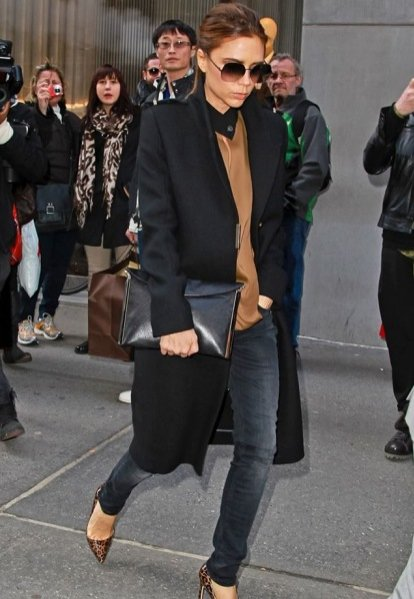 Victoria Beckham - zoom na styl
